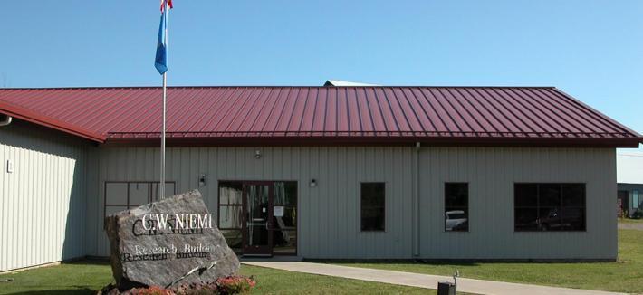 Front of NRRI Coleraine building